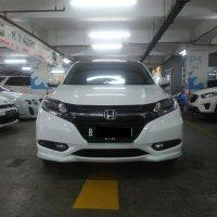Jual HR-V: Honda HRV prestige putih 2015 at
