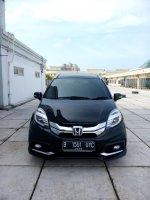 Jual Honda mobilio 1.5 rs matic km 32 rban hitam 2015