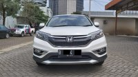Jual Honda CR-V 2.4 AT Prestige 2016,SUV Gagah Yang Tetap Cantik