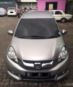 Jual Honda Mobilio S MT 2014,Hemat BBM Tanpa Mengorbankan Performa