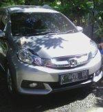 Jual Honda Mobilio E 2016 km baru 4500 an area pati kota WA 087831325568