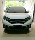 Jual CR-V: Honda All New CRV 2013 2.4 Automatic Putih Mutiara