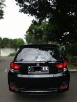DiJual Honda Mobilio 2015 Type E CVT (Metic) HITAM