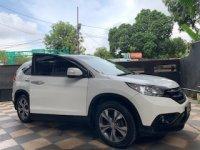 Jual CR-V: New Honda CRV 2012 Putih Automatic Km Rendah Siap Pakai