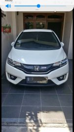 Jual Honda Jazz RS MATIC 2016 Warna Putih