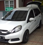 Jual Honda mobilio manual