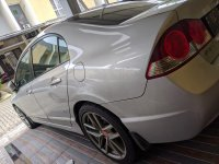HONDA CIVIC 2008 - BEKAS - KM 84000 - MANUAL - SILVER (IMG-20200510-WA0005.jpg)