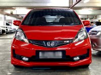 Jual Honda Jazz RS 2013 Merah Antik