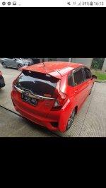 Jual Honda Jazz RS Matic Warna Merah Tahun 2016.
