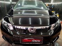 Jual Honda Civic 1.8 FB AT 2012 Hitam
