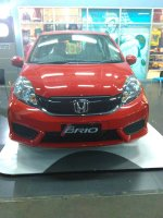 Jual Honda Brio type S manual