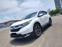 Jual CR-V: HONDA 1.5 TURBO AT PUTIH 2018