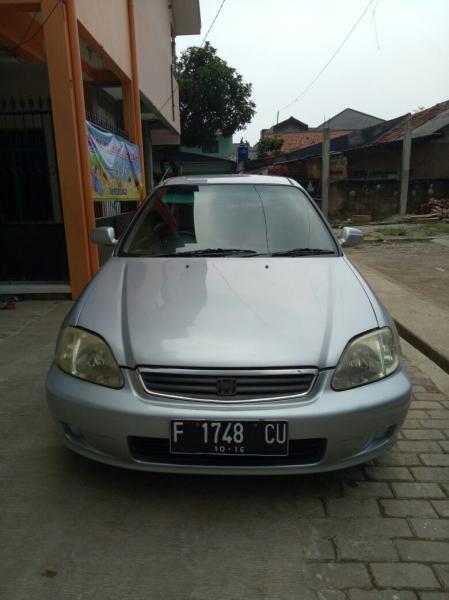Mobil Bekas Honda Civic Ferio Harga Jual Mobil Bekas Honda ...