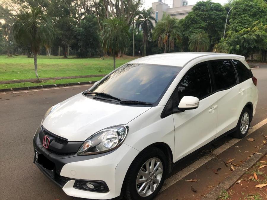 Honda Mobilio E MPV 2014 - MobilBekas.com