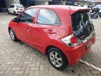 Di jaul mobil Honda Brio 1.2 E MT tahun 2014 (mobilbekastgr_20200628_211642_3.jpg)