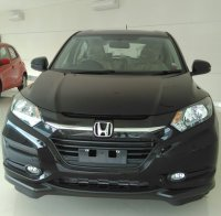 Jual HR-V: Honda hrv S manual hitam 2016