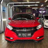 HR-V: Dijual mobil bekas; Honda HRV E CVT 2015 At Merah