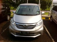 Jual Honda Freed SD 2013 silver Double blower