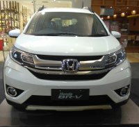 Jual Honda BR-V: Brv e manual 6 speed warna putiho