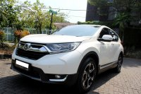 Jual Honda: CR-V 1.5 TURBO AT PUTIH 2018