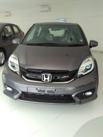 Jual New Honda Brio RS 2017