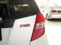 Honda: All new Jazz RS Putih Mutiara 2012 (DSCN6449.JPG)