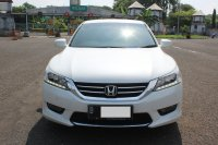 Jual HONDA ACCORD 2.4 VTIL AT PUTIH 2015