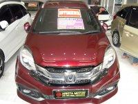 Honda: Mobilio RS Merah Tua 2015