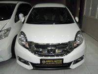 Honda: Mobilio E CVT Prestige putih 2014