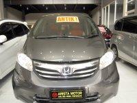 Honda Freed S'13 AT Grey AC Double Km49rb Mobil SGT Terawat Istimewa