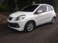 Jual Honda: Brio Satya E Manual 2014 Km48rb Antiq/CashCredit