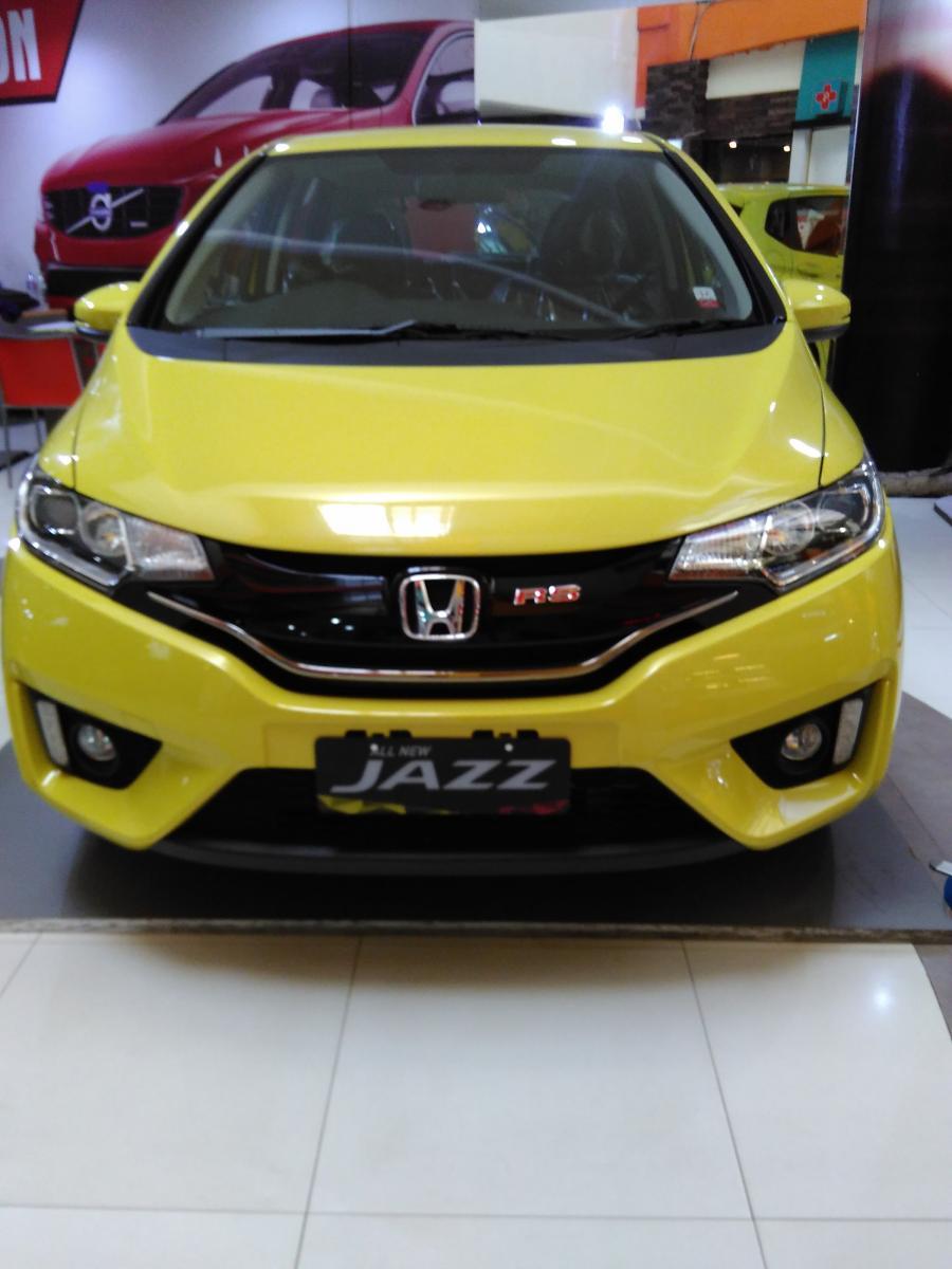 Honda New Jazz Rs Warna Kuning Mobilbekascom