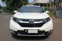 Jual HONDA CR-V TURBO 1.5 AT PUTIH 2018