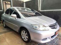 Jual Honda City 1.5 IDSI AT 2007 Silver