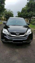 Jual Honda CR-V 2.0 AT 2012 Akhir Hitam tuton color