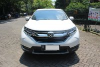 Jual HONDA CR-V TURBO PRESTIGE AT PUTIH 2020