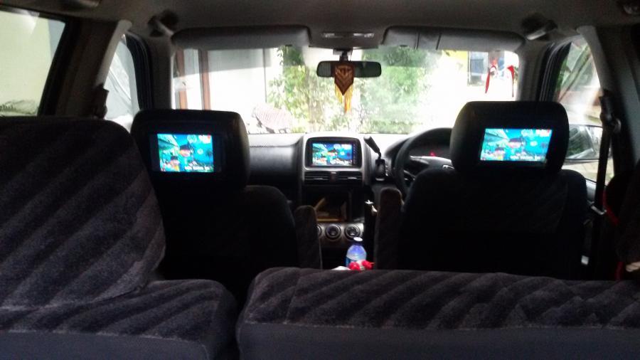 Cr V Jual Honda Crv 2005 Automatic Mobilbekas Com