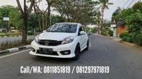 Honda: Brio 1.2E M/T 2018, White, Keren Istimewa (e6622ec5-3cc5-4a59-b68e-47a378c0dacf.jpg)