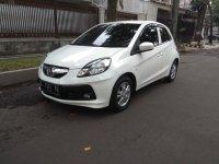Jual Honda: Kredit murah Brio E satya Manual 2014 putih