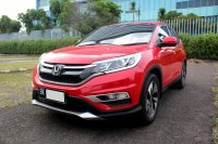 Jual HONDA CR-V PRESTIGE AT 2015 MERAH