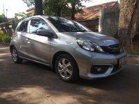 Jual Honda Brio Satya: Kredit murah Brio E facelife manual 2016 mulus