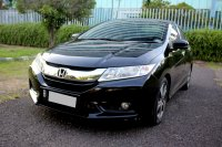 Jual HONDA CITY E AT HITAM 2015