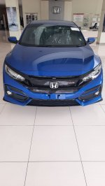 Promo Honda Civic Hatcback RS