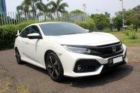Jual HONDA CIVIC TURBO HATCHBACK AT PUTIH 2019