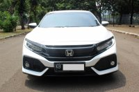 Jual HONDA CIVIC HATCHBACK TURBO AT PUTIH 2019