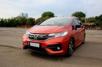 Jual Honda: JAZZ RS AT ORANGE 2020 - MOBIL