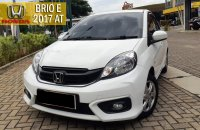 Jual Honda Brio E 1.2 AT 2017 DP Minim