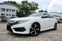 Jual HONDA CIVIC E SEDAN AT PUTIH 2018