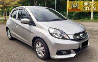 Jual Honda Brio E AT 2015 DP 11