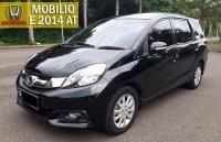 Jual Honda Mobilio E cvt 2014 Hitam